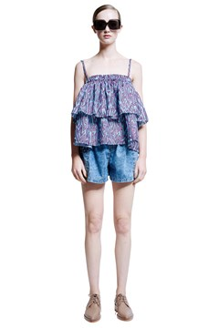 Dension Top VIOLET BLUE 1
